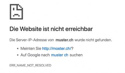 Wie sicher ist Ihre Website?